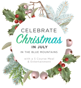 Christmas-in-July Blue Mountains